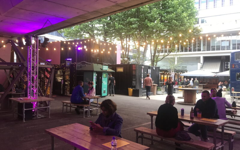 Halal Food Places In Manchester With Outdoor Seating Nazma Knows
